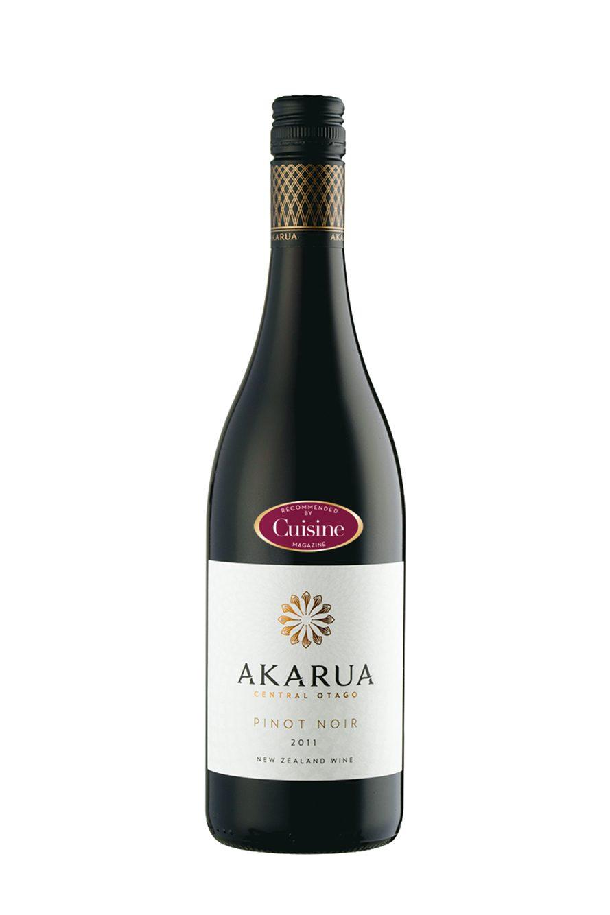 Akarua Pinot Noir 2011