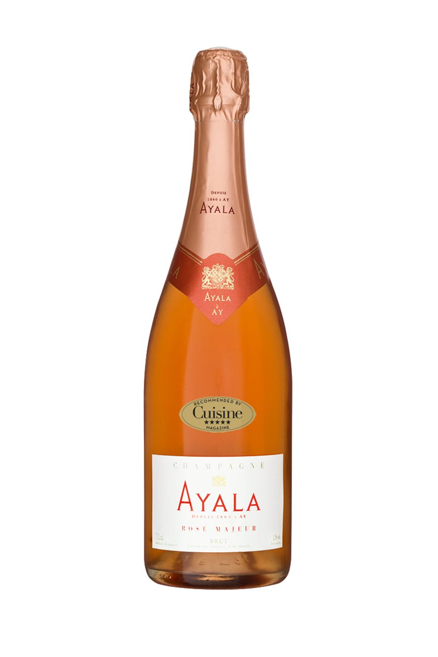 Ayala Rosé Majeur Brut NV