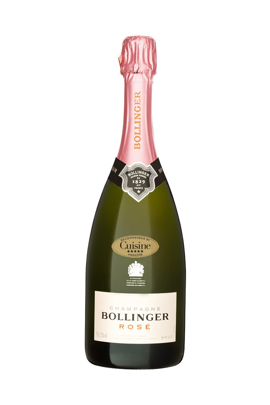Bollinger ros brut nv cuisine wine for What is rose champagne