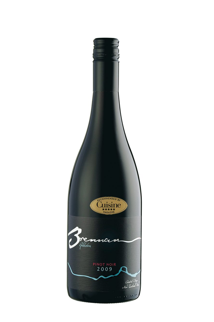 Brennan central otago pinot noir 2009 cuisine wine for Cuisine wine