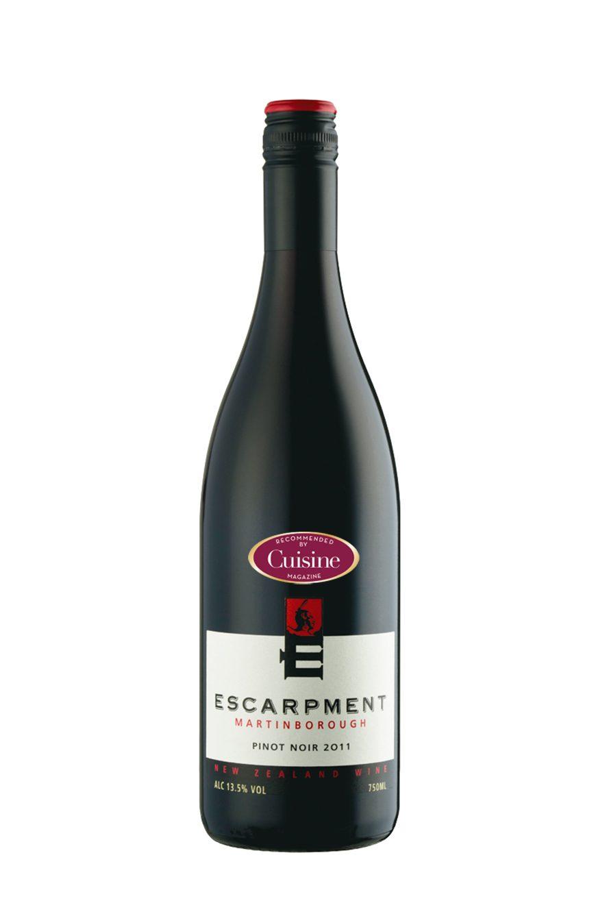 Escarpment Martinborough Pinot Noir 2011