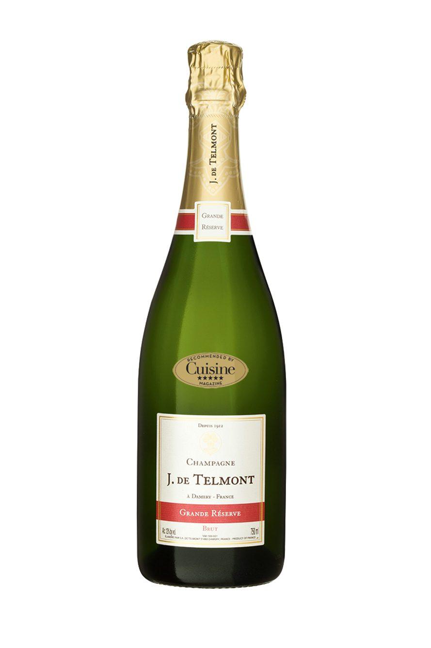 champagne j de telmont grande reserve brut