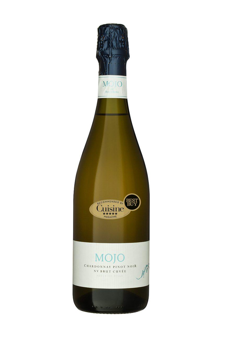 Mojo Chardonnay Pinot Noir Brut Cuvee NV