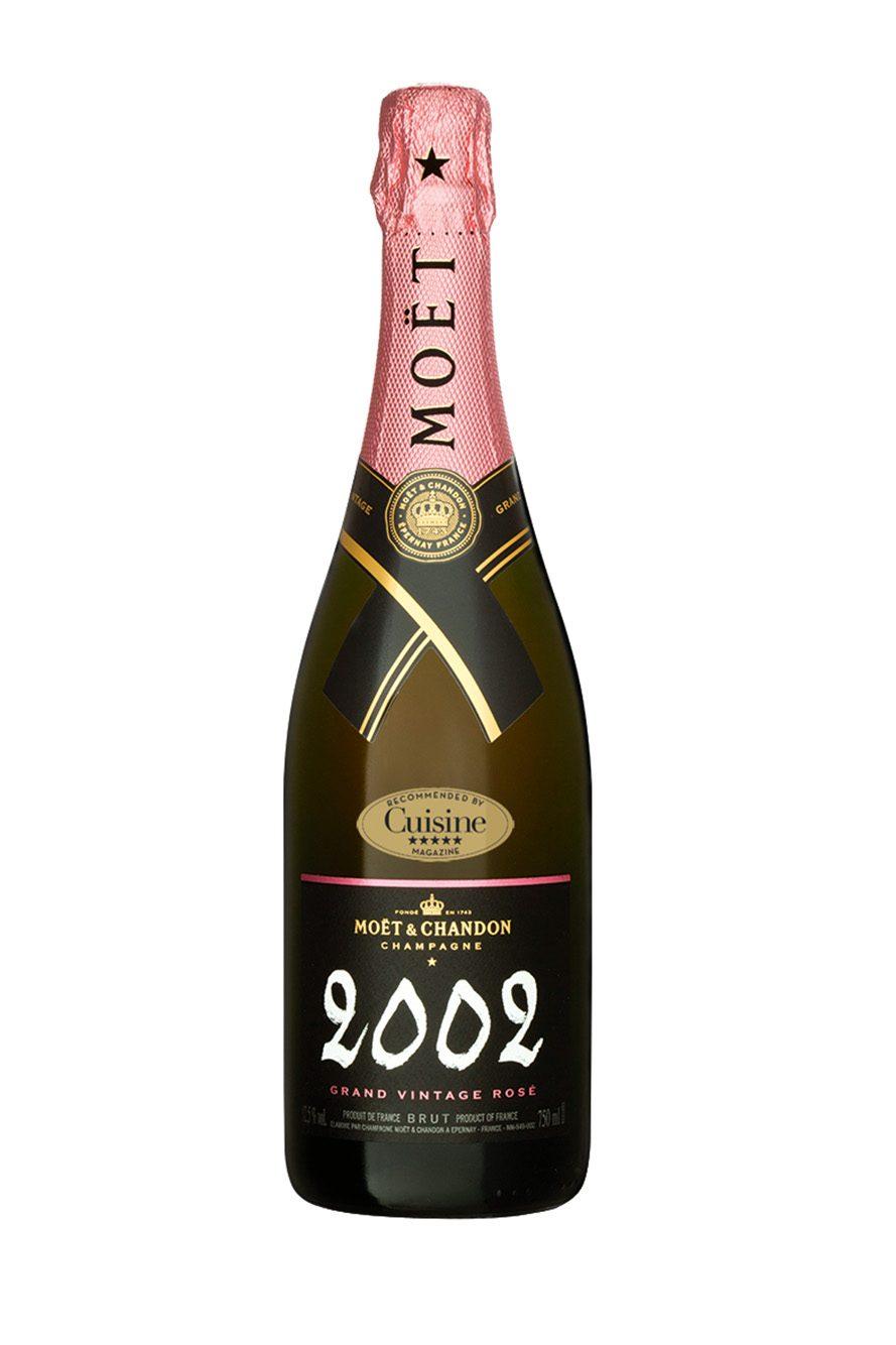 Moet & Chandon Grand Vintage Rosé Brut 2002