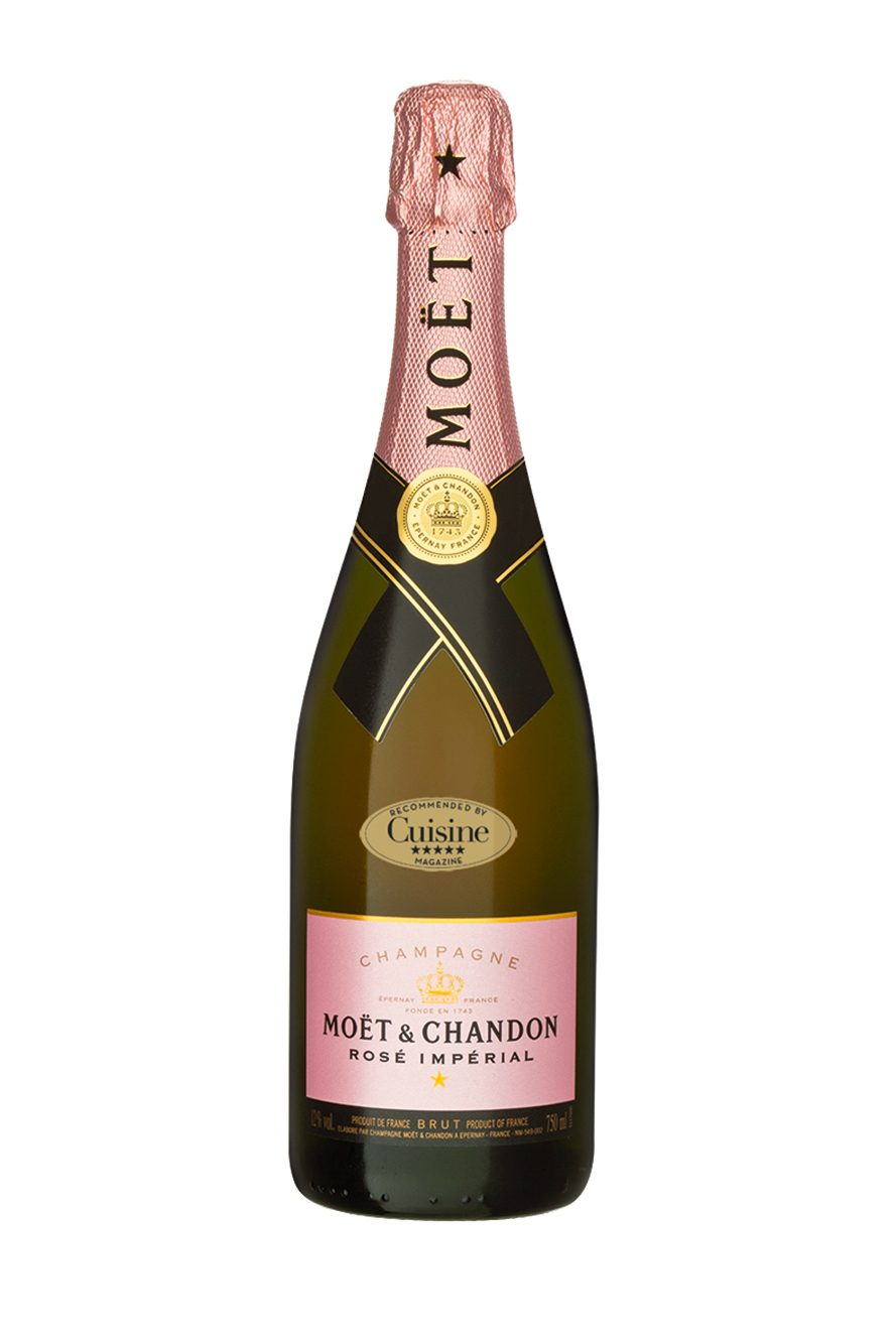 Moet & Chandon Rosé Imperial Brut NV