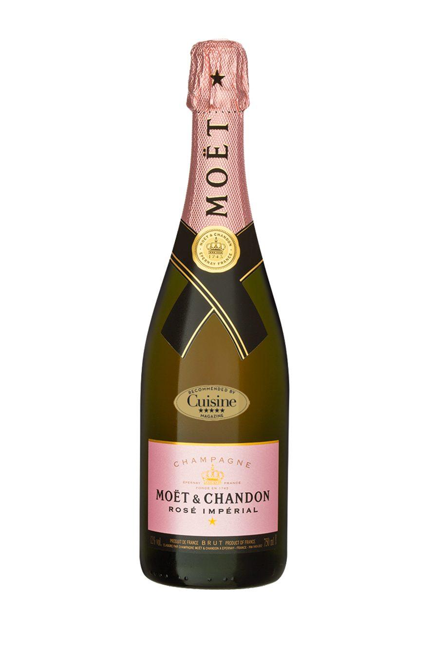 Moet & Chandon Rosé Imperial Brut NV