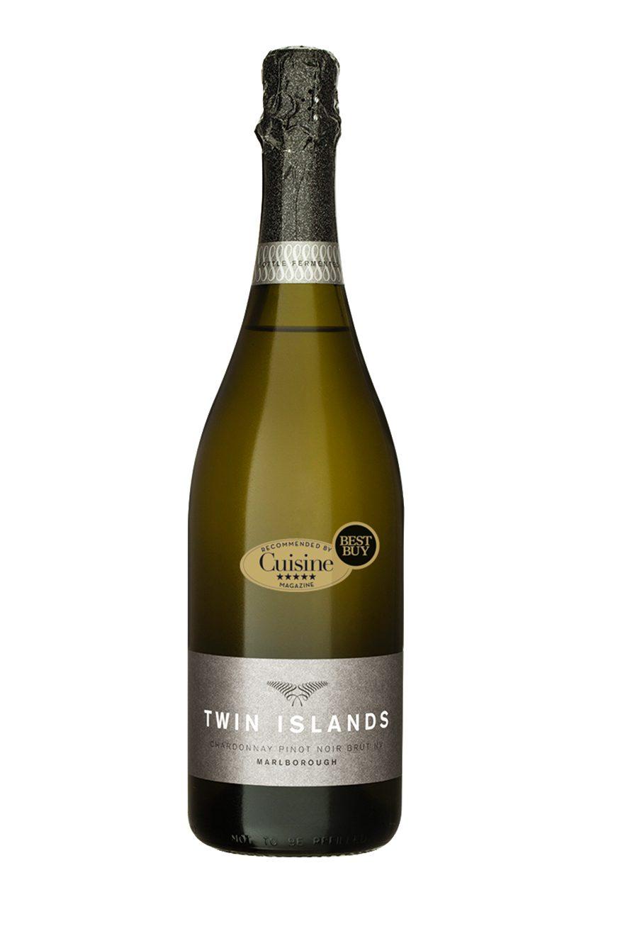 Twin Islands Chardonnay Pinot Noir Brut NV