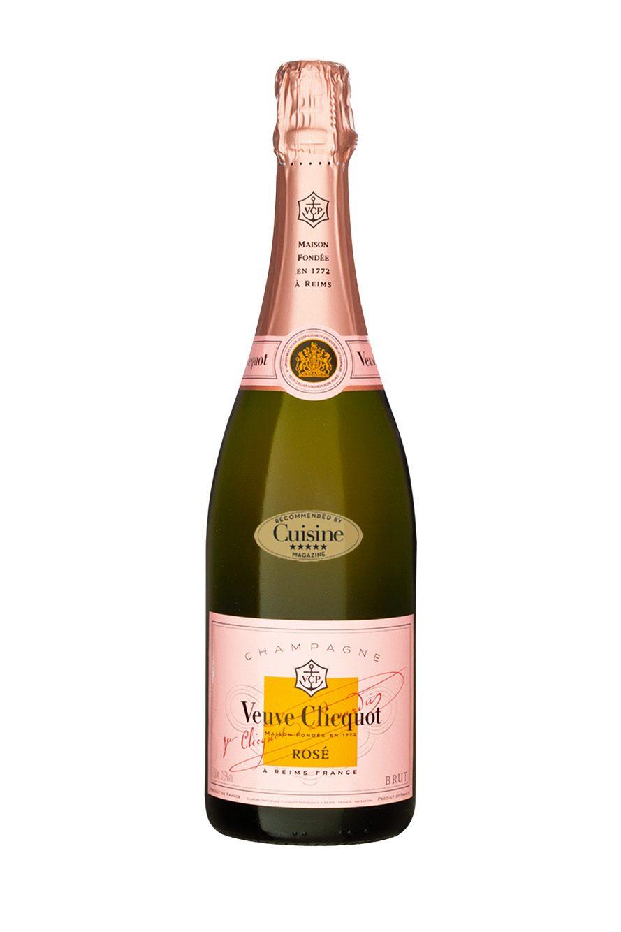 Veuve Clicquot Rosé Brut NV