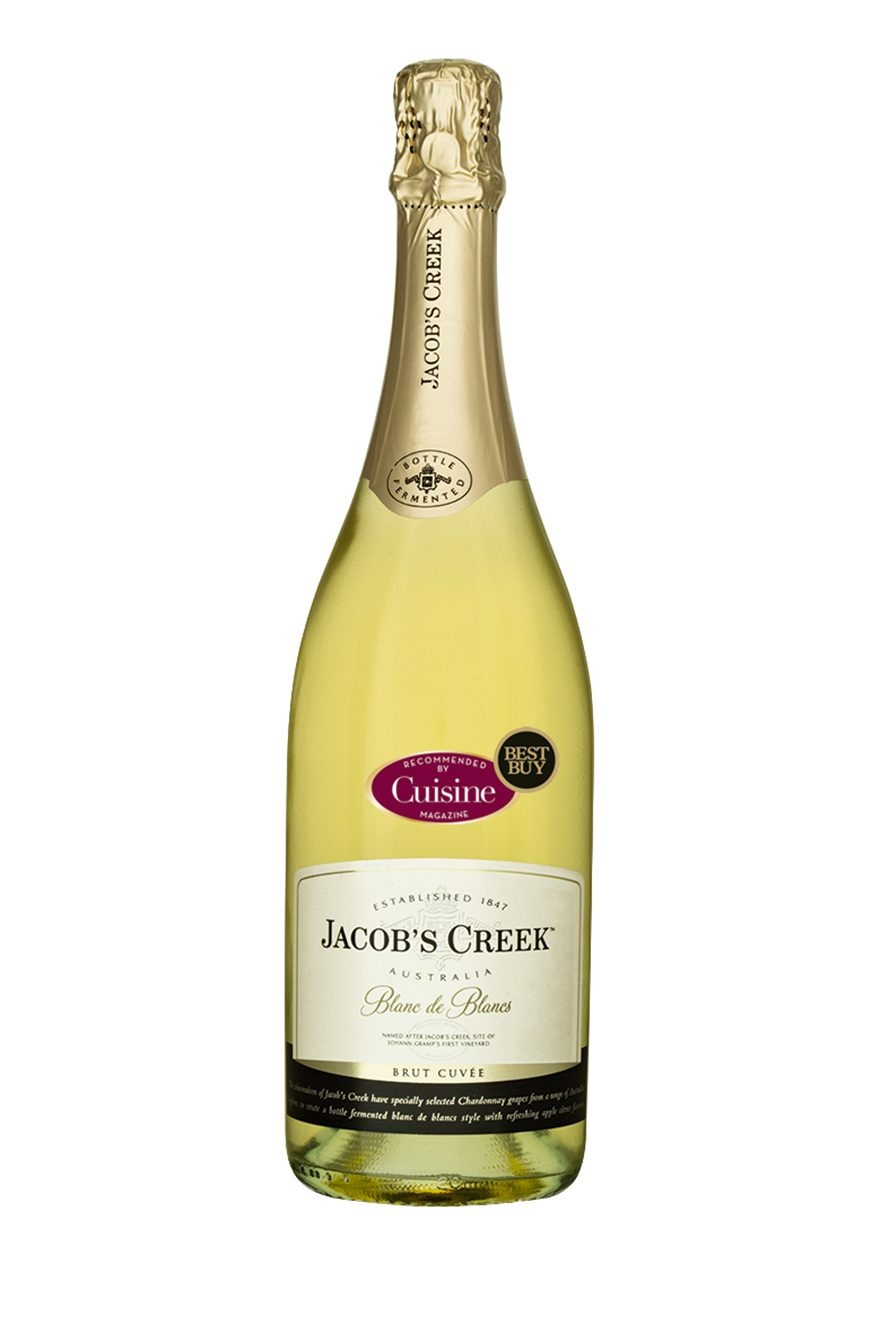 Jacob's Creek Blanc de Blancs NV