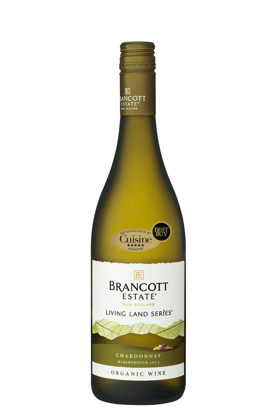 Brancott Estate Living Land Series Marlborough Chardonnay 2013