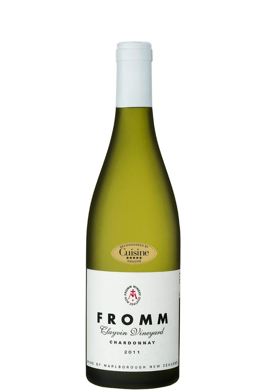 Fromm Chardonnay Clayvin Vineyard 2011