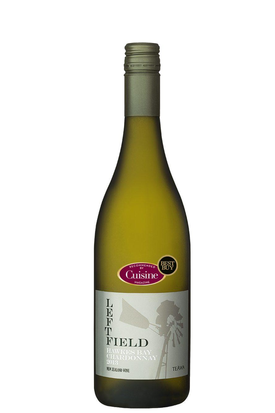 Te Awa Left Field Hawke's Bay Chardonnay 2013