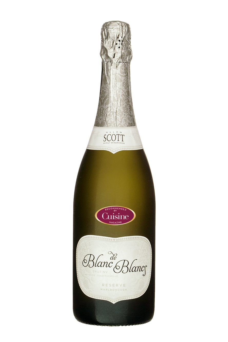 Allan Scott Family Winemakers Reserve Blanc de Blancs NV