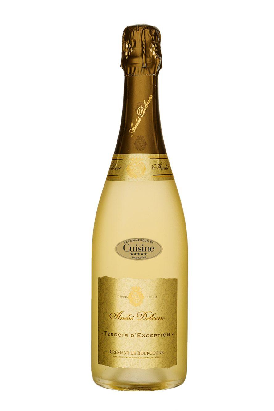 André Delorme Terroir D'exception Crémant De Bourgogne NV