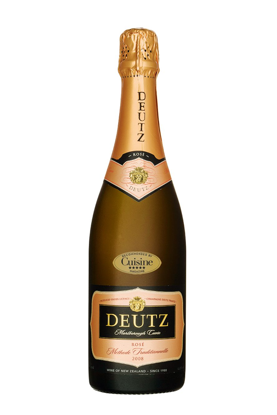 Deutz Marlborough Cuvée Rosé 2008