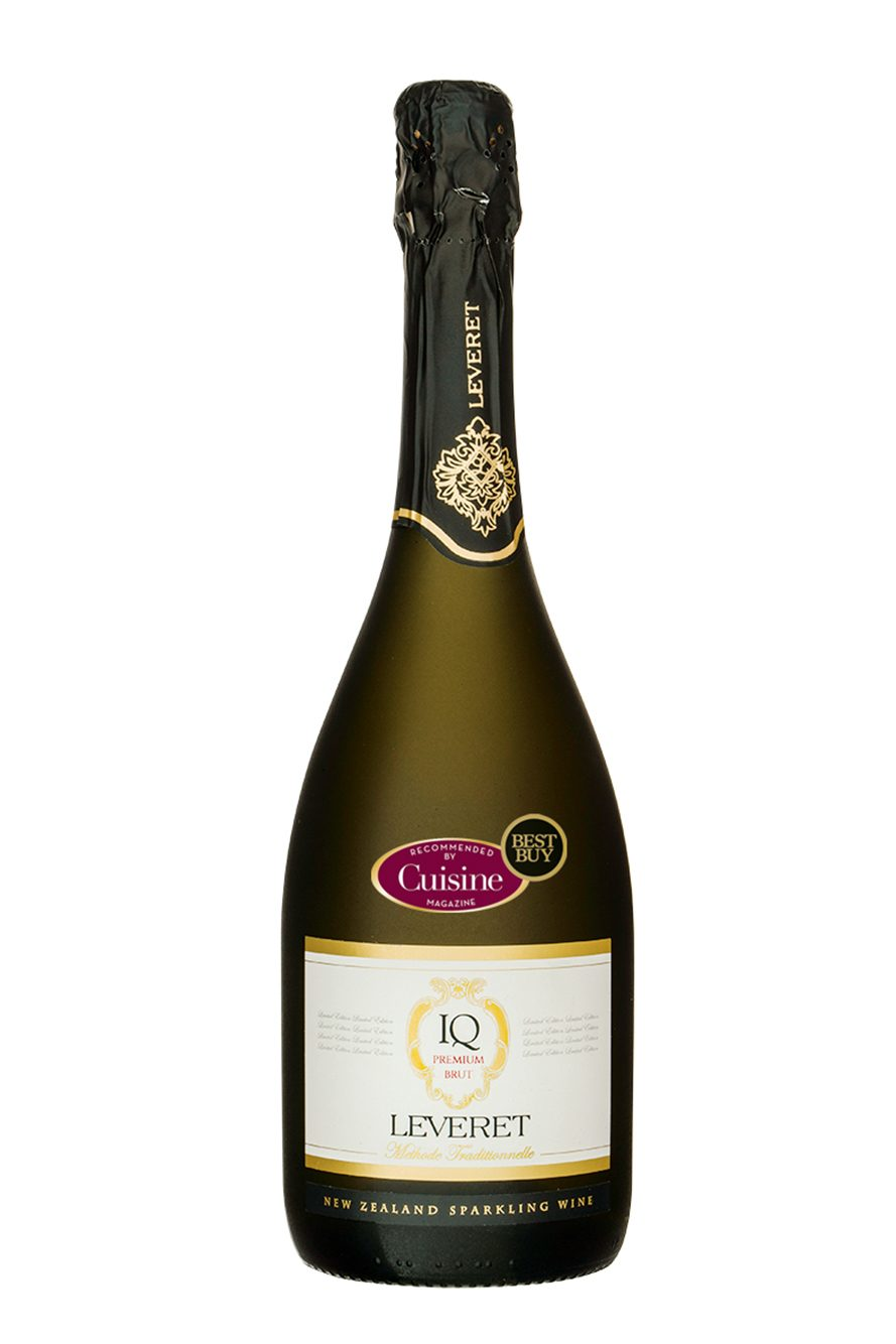 Leveret IQ Premium Brut Méthode Traditionnelle NV