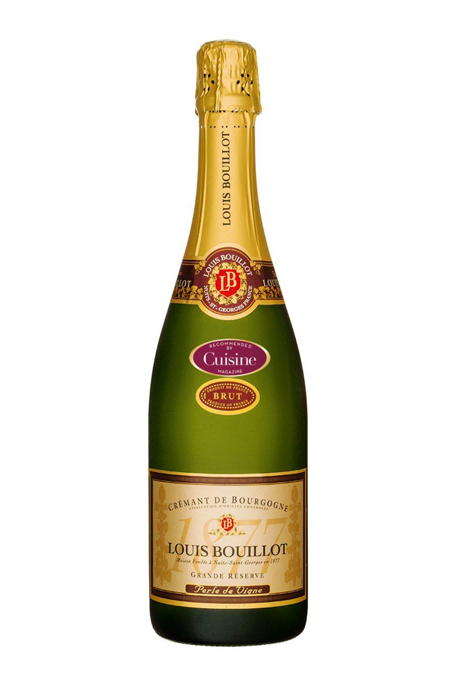 Louis Bouillot Perle de Vigne Crémant de Bourgogne Grande Réserve NV