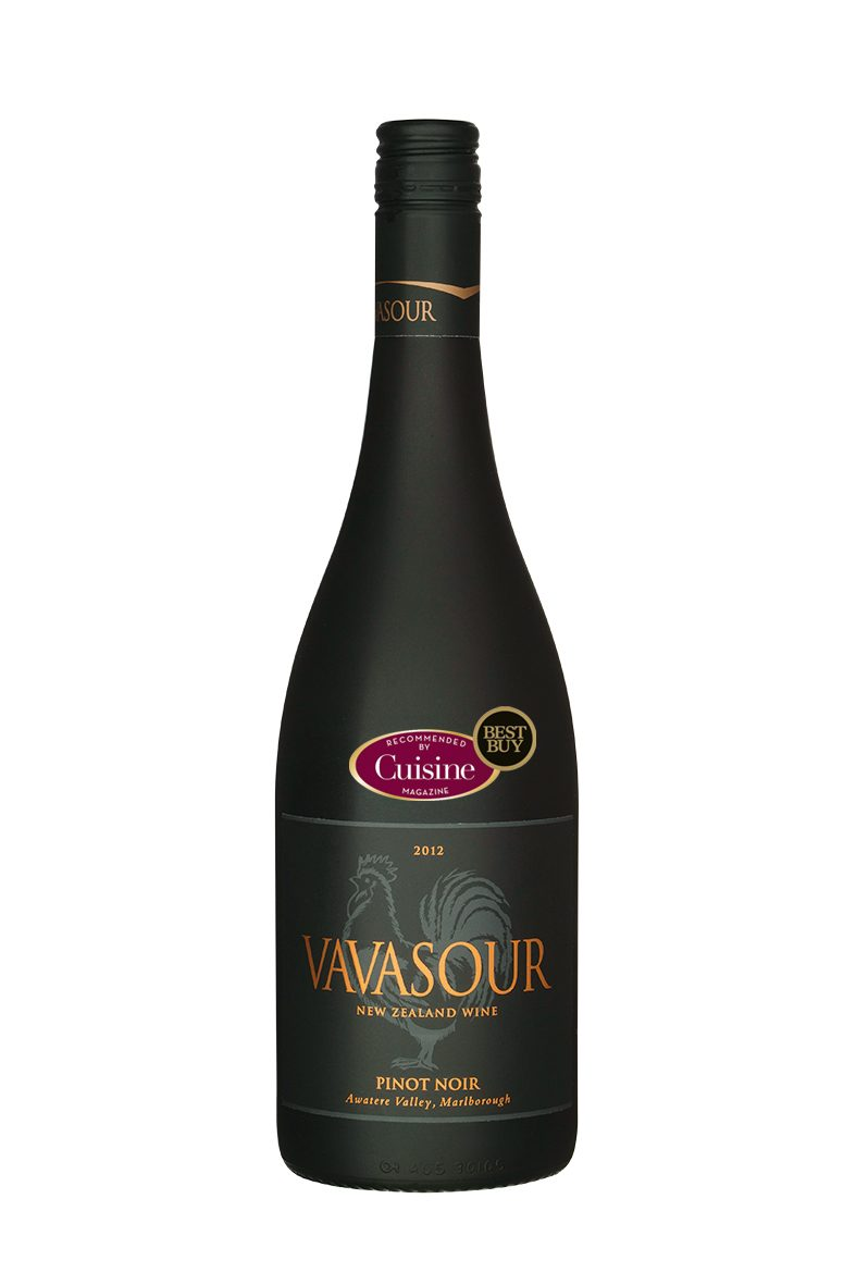 Vavasour Pinot Noir 2012