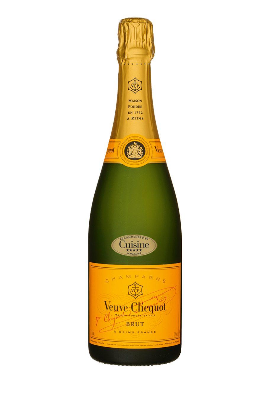 Veuve Clicquot Yellow Label Brut NV