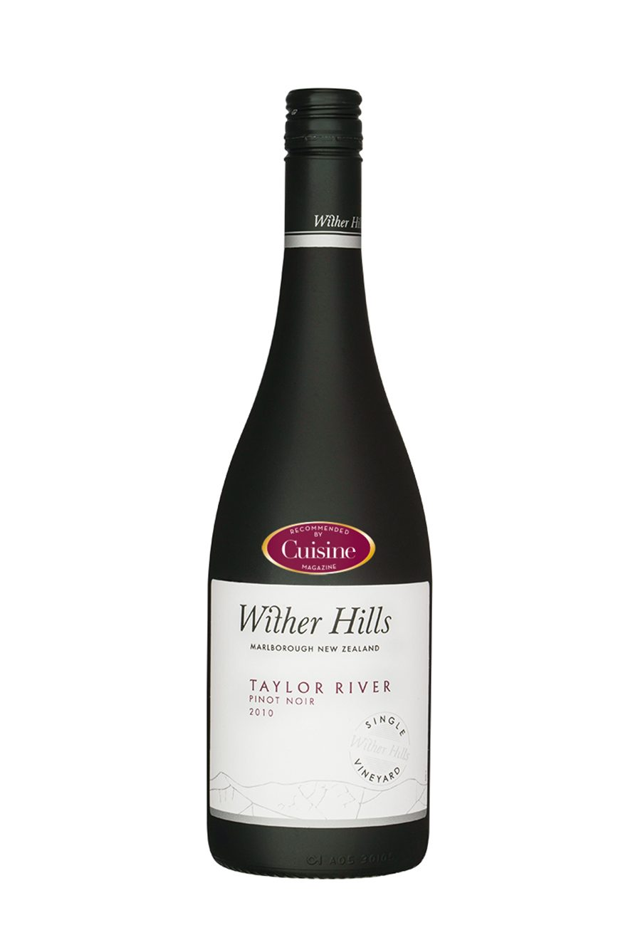 Wither Hills Taylor River Pinot Noir 2010