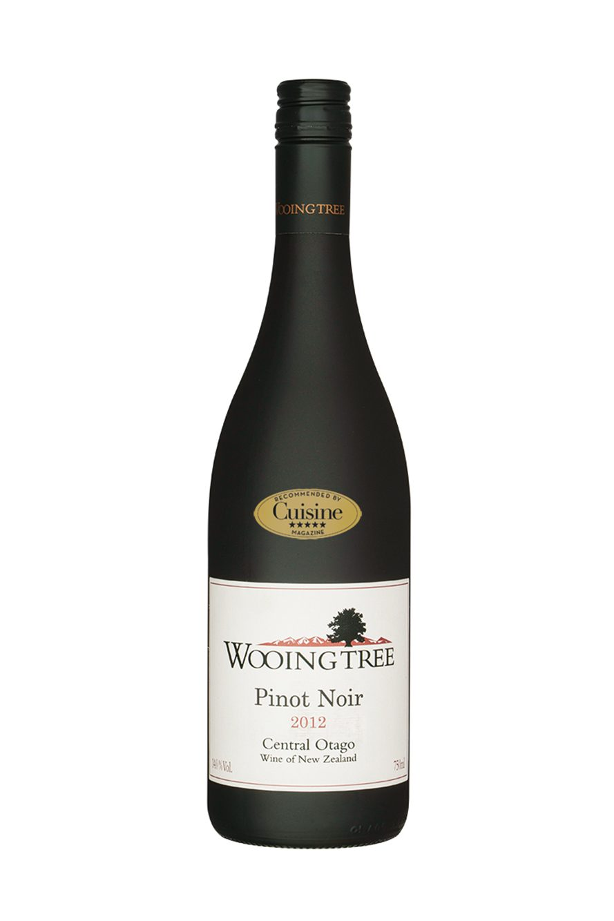 Wooing Tree Pinot Noir 2012