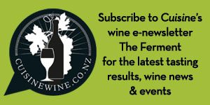 Sign up to Cuisine Wine newsletters