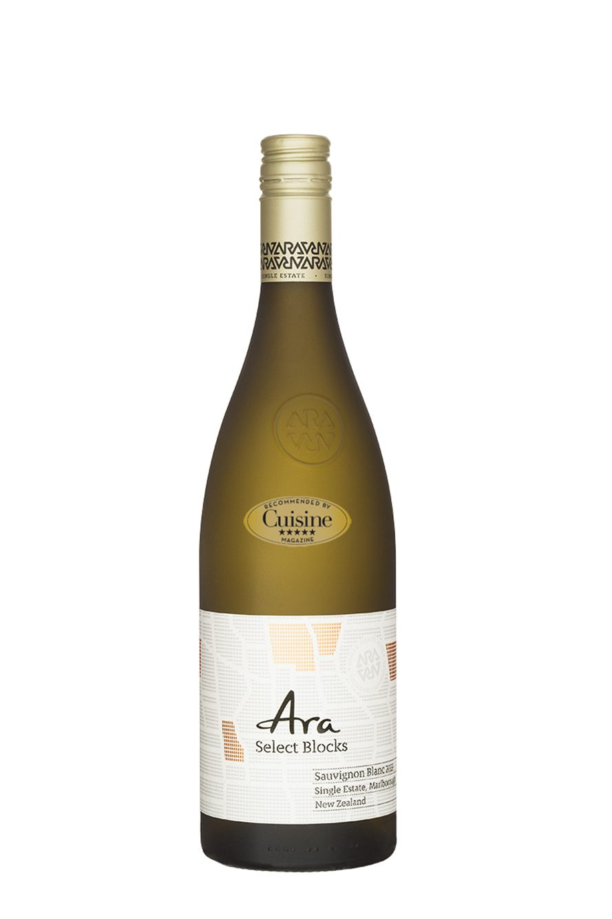 Ara Select Blocks Sauvignon Blanc 2013