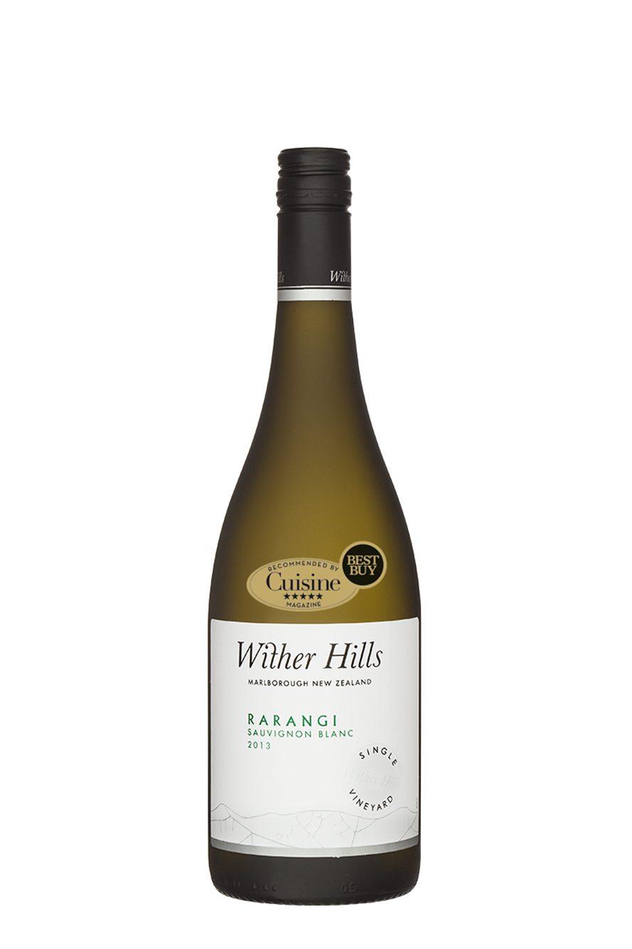 Wither Hills Rarangi Sauvignon Blanc 2013