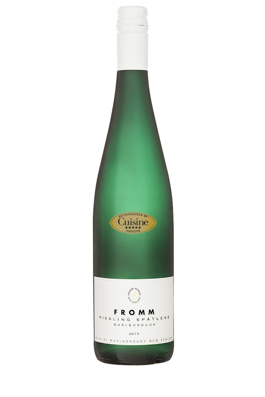 FROMM RIESLING SPATLESE 2013