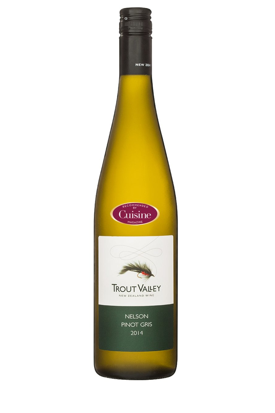 Trout Valley Nelson Pinot Gris 2014