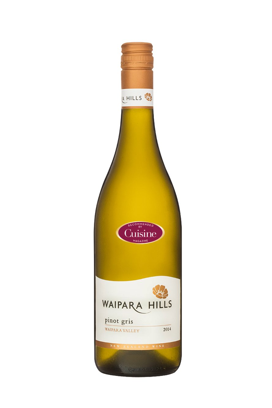 Waipara Hills Waipara Valley Pinot Gris 2014