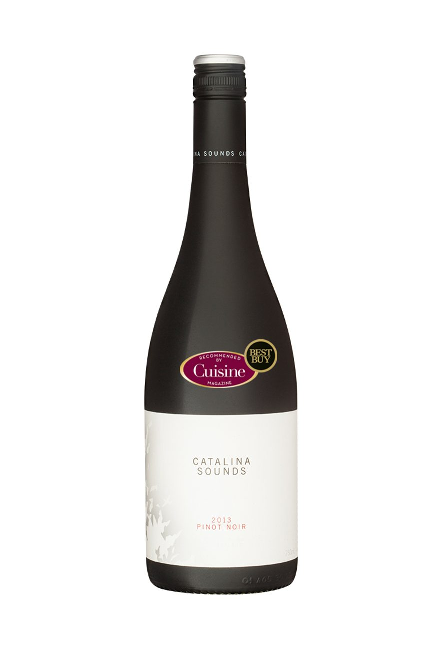 Catalina Sounds Marlborough Pinot Noir 2013