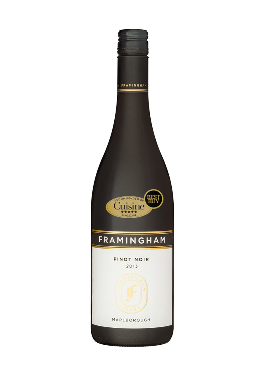 Framingham Marlborough Pinot Noir 2013