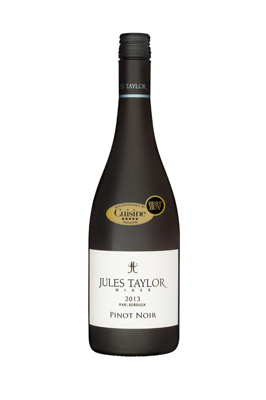 Jules Taylor Wines Marlborough Pinot Noir 2013