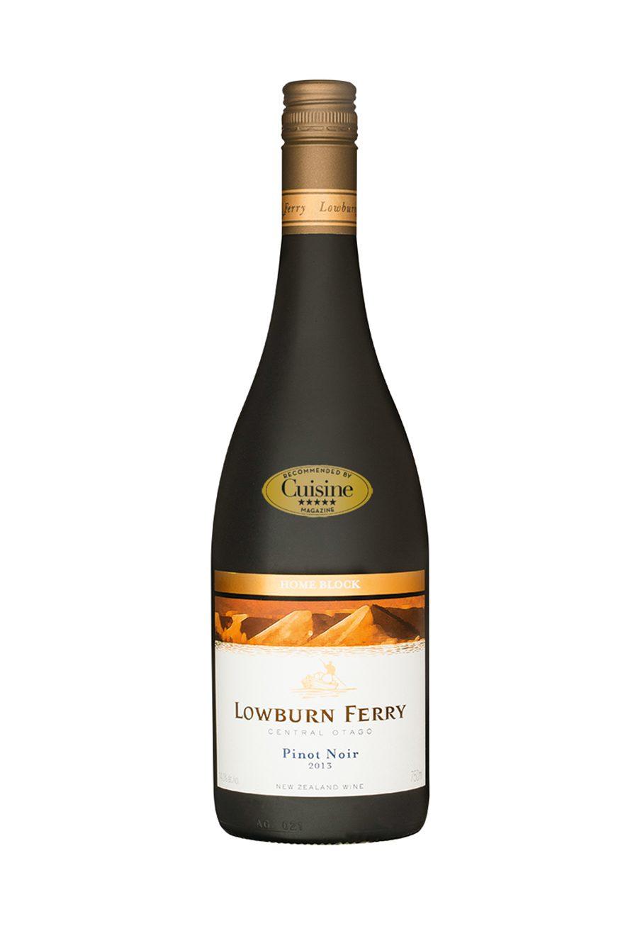 Lowburn Ferry Home Block Pinot Noir 2013