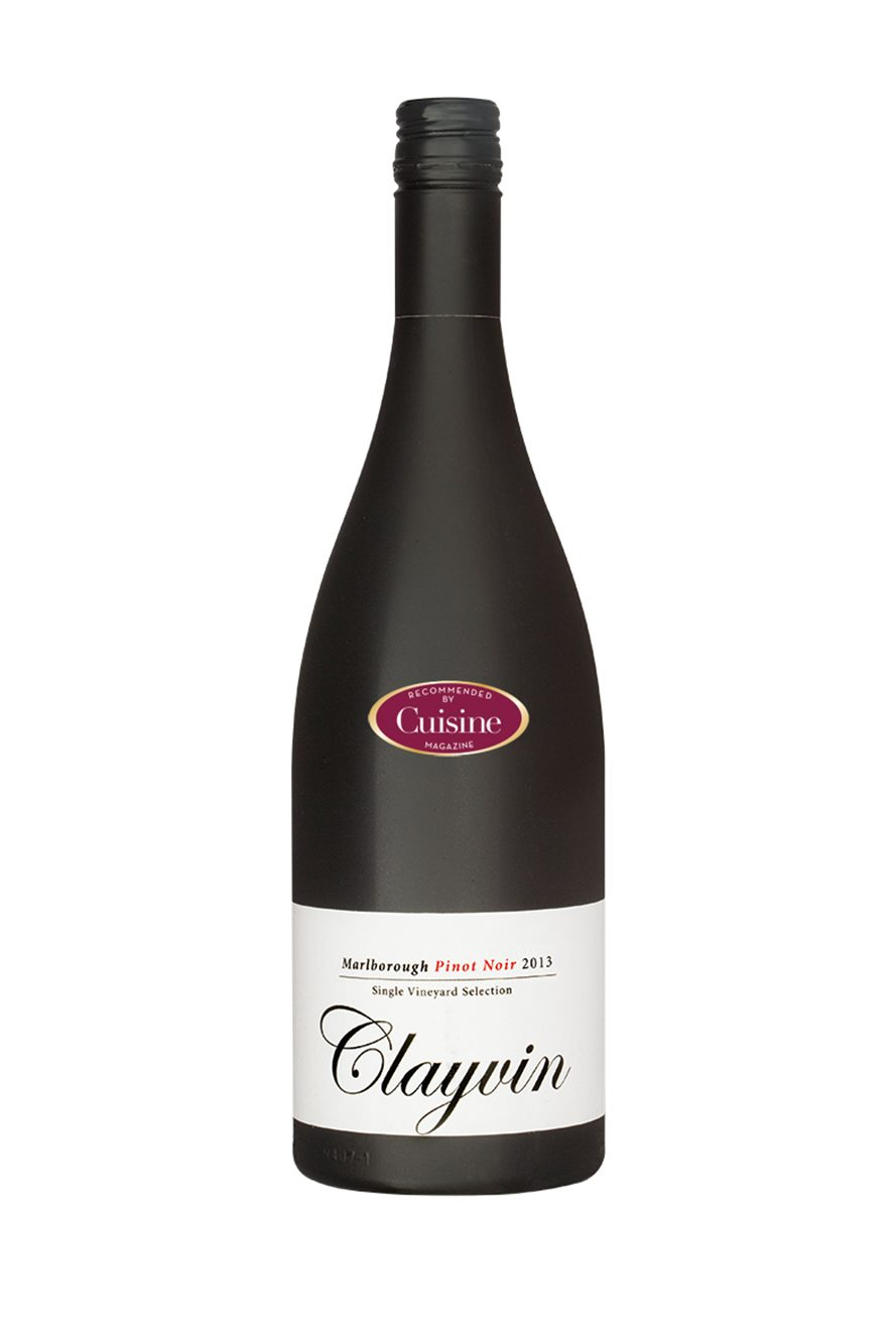 Giesen Single Vineyard Selection Clayvin Pinot Noir 2013