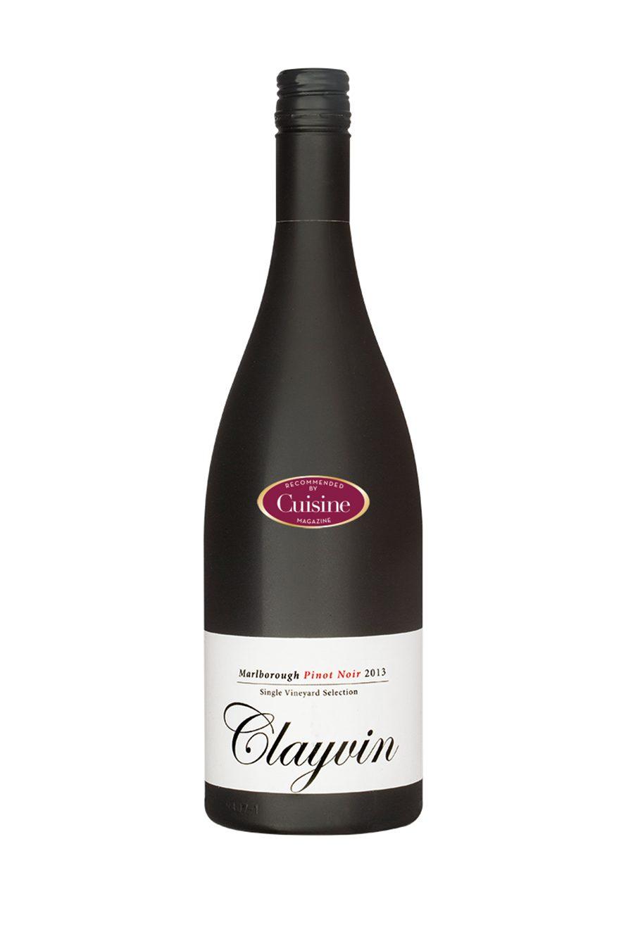 Giesen Single Vineyard Selection Clayvin Pinot Noir 2012