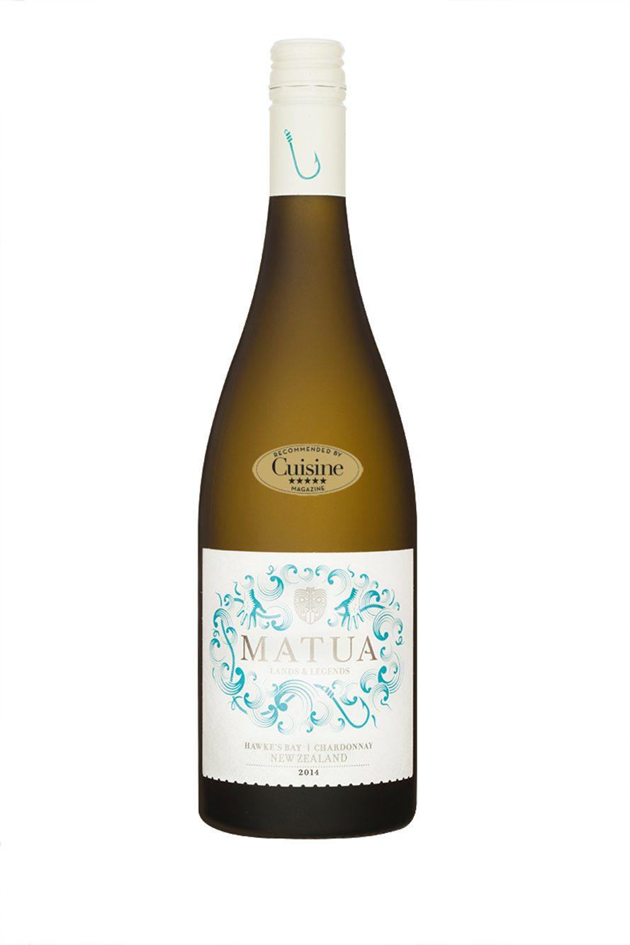 Matua Lands & Legends Chardonnay 2014