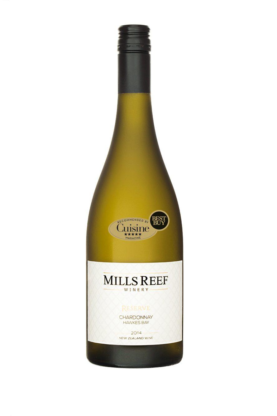 Mills Reef Reserve Chardonnay Hawke's Bay 2014