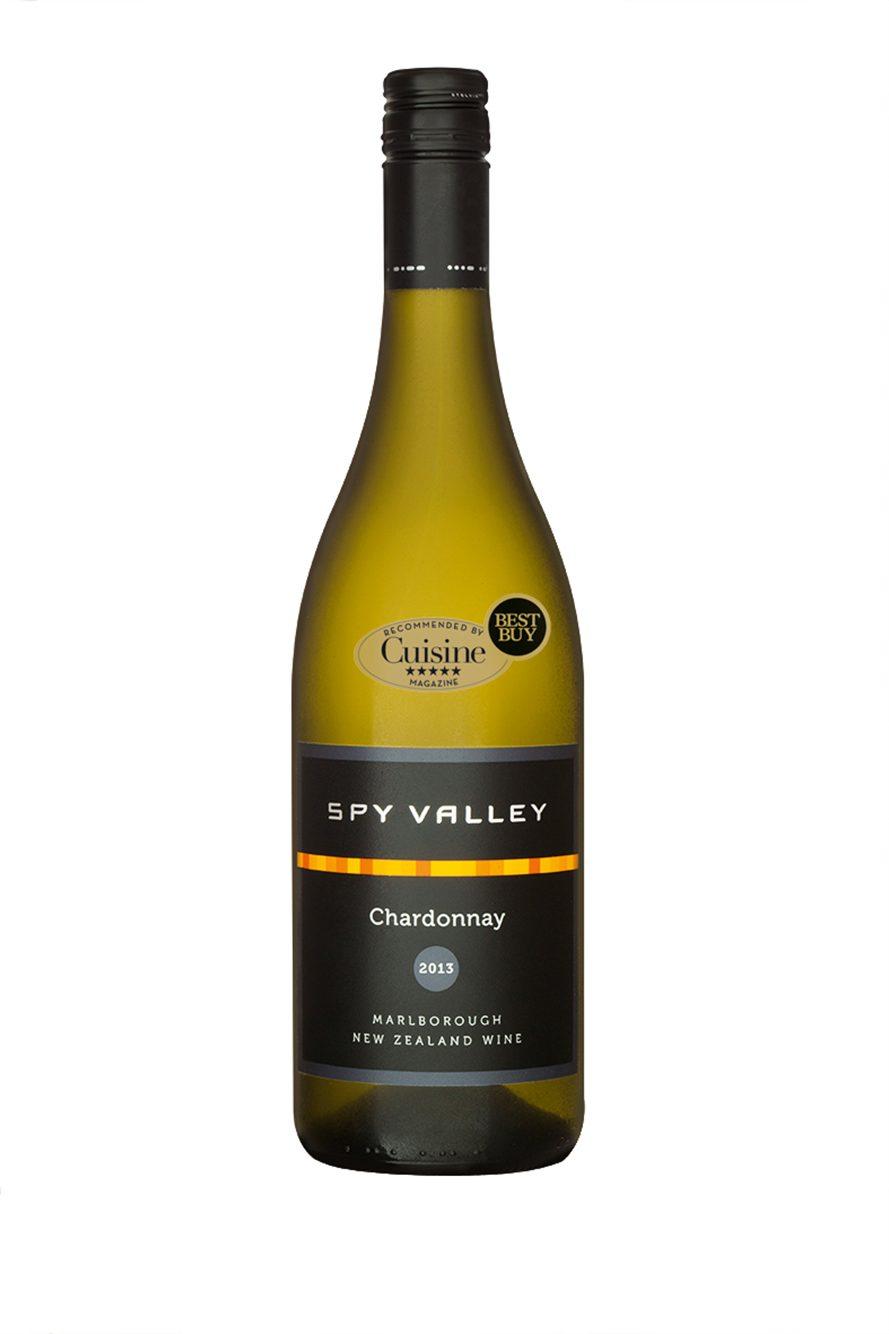 Spy Valley Chardonnay 2013