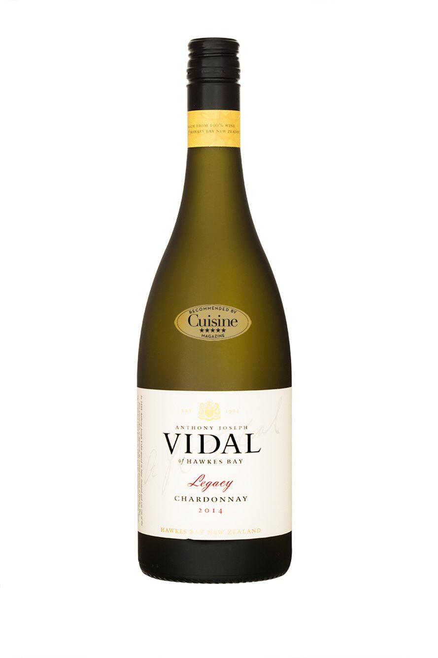 Vidal Legacy Chardonnay 2014