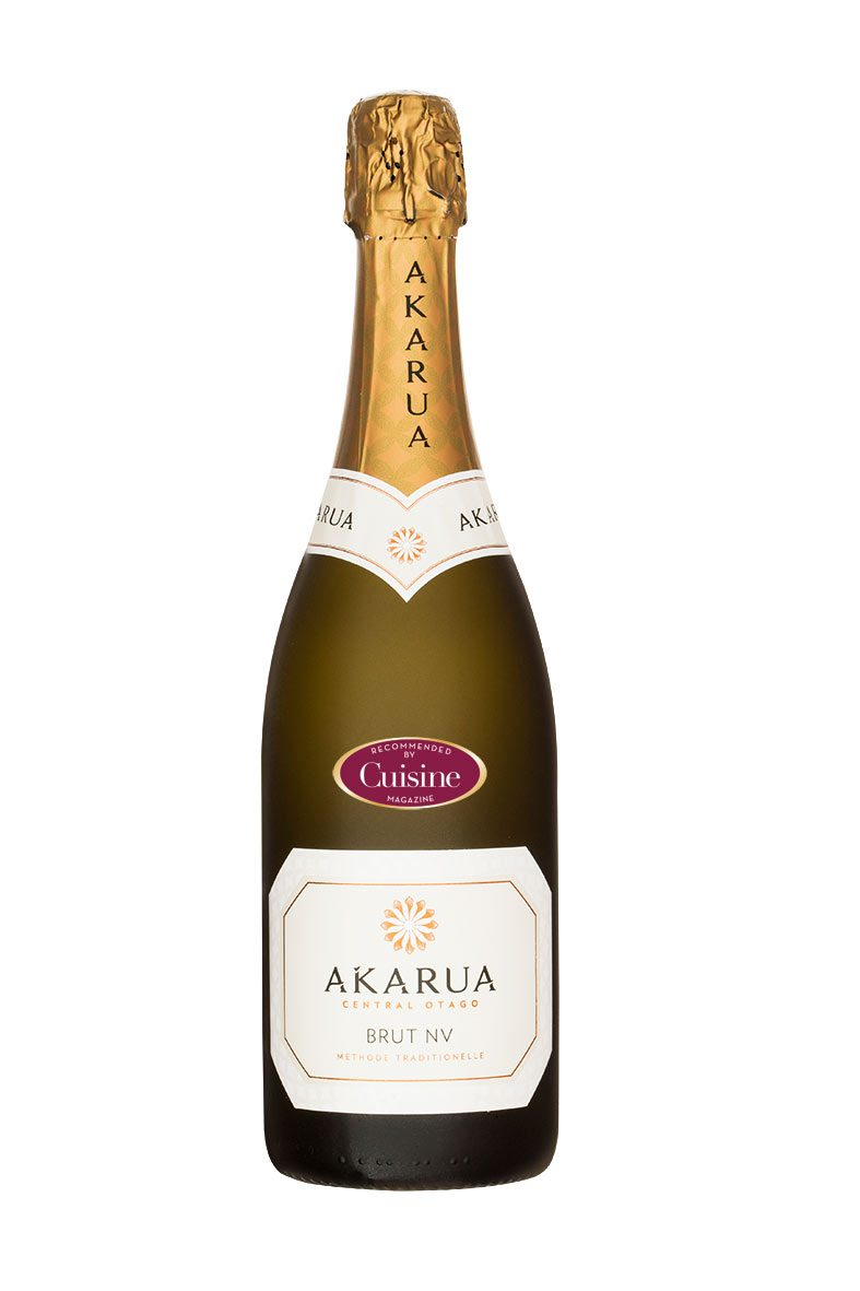 Akarua Brut Methode Traditionelle NV