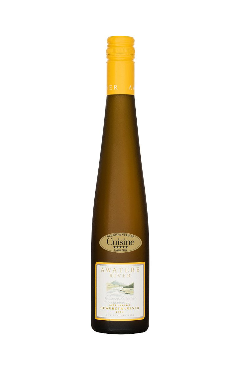 Awatere River by Louis Vavasour Late Harvest Gewürztraminer 2014