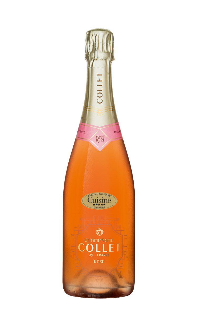 Collet Brut Rosé NV
