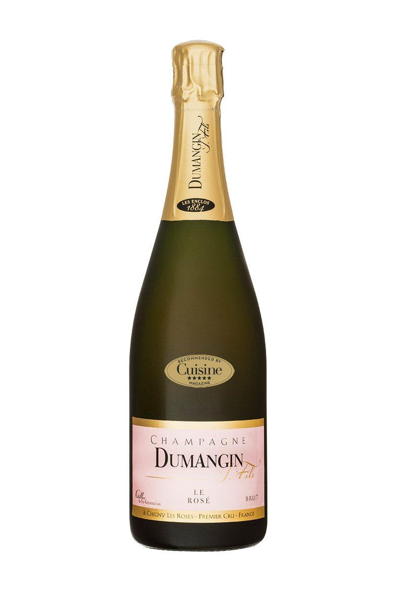 Dumangin Brut Le Rosé Premier Cru NV