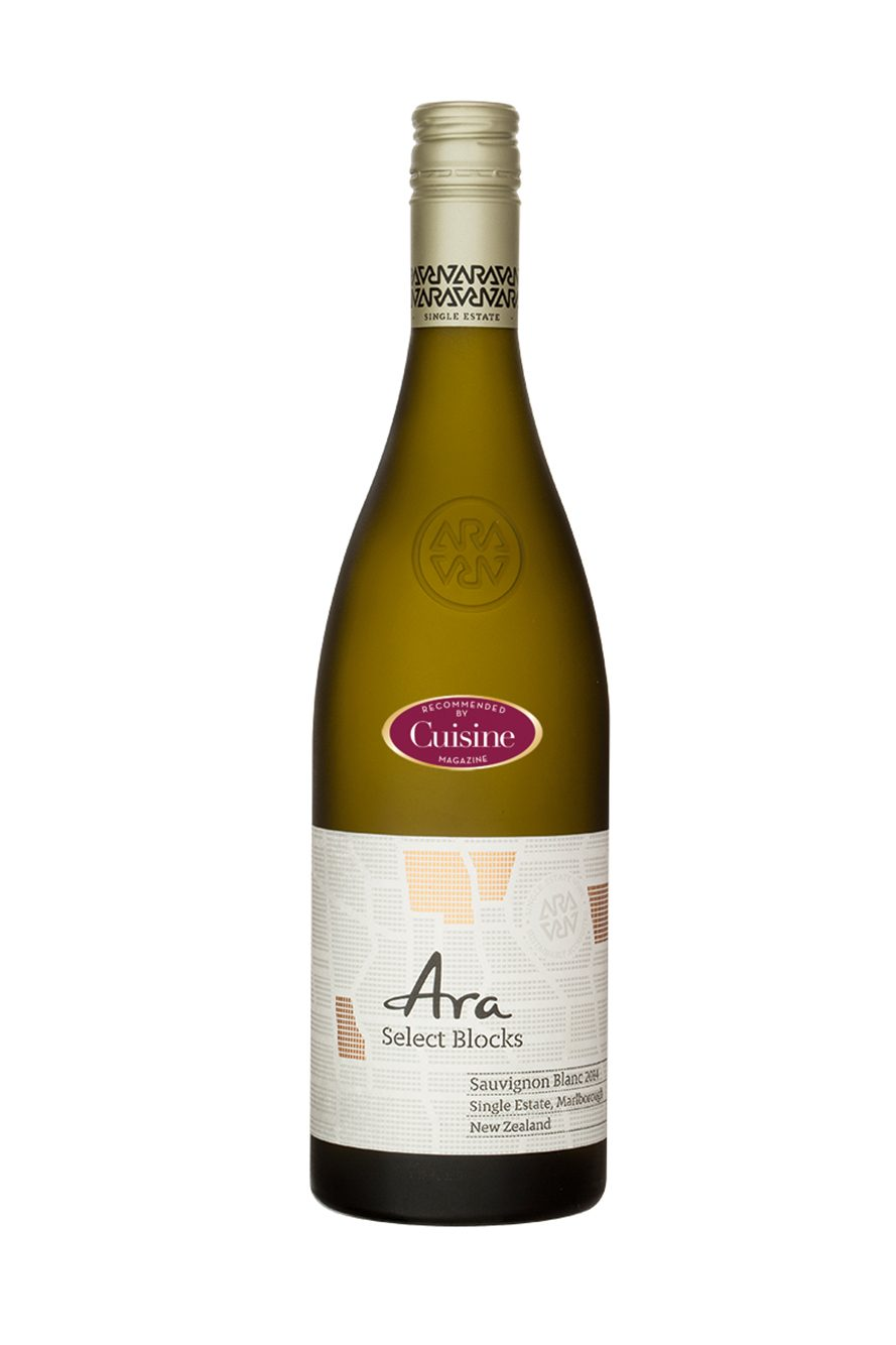 Ara Select Blocks Sauvignon Blanc 2014 (Marlborough)