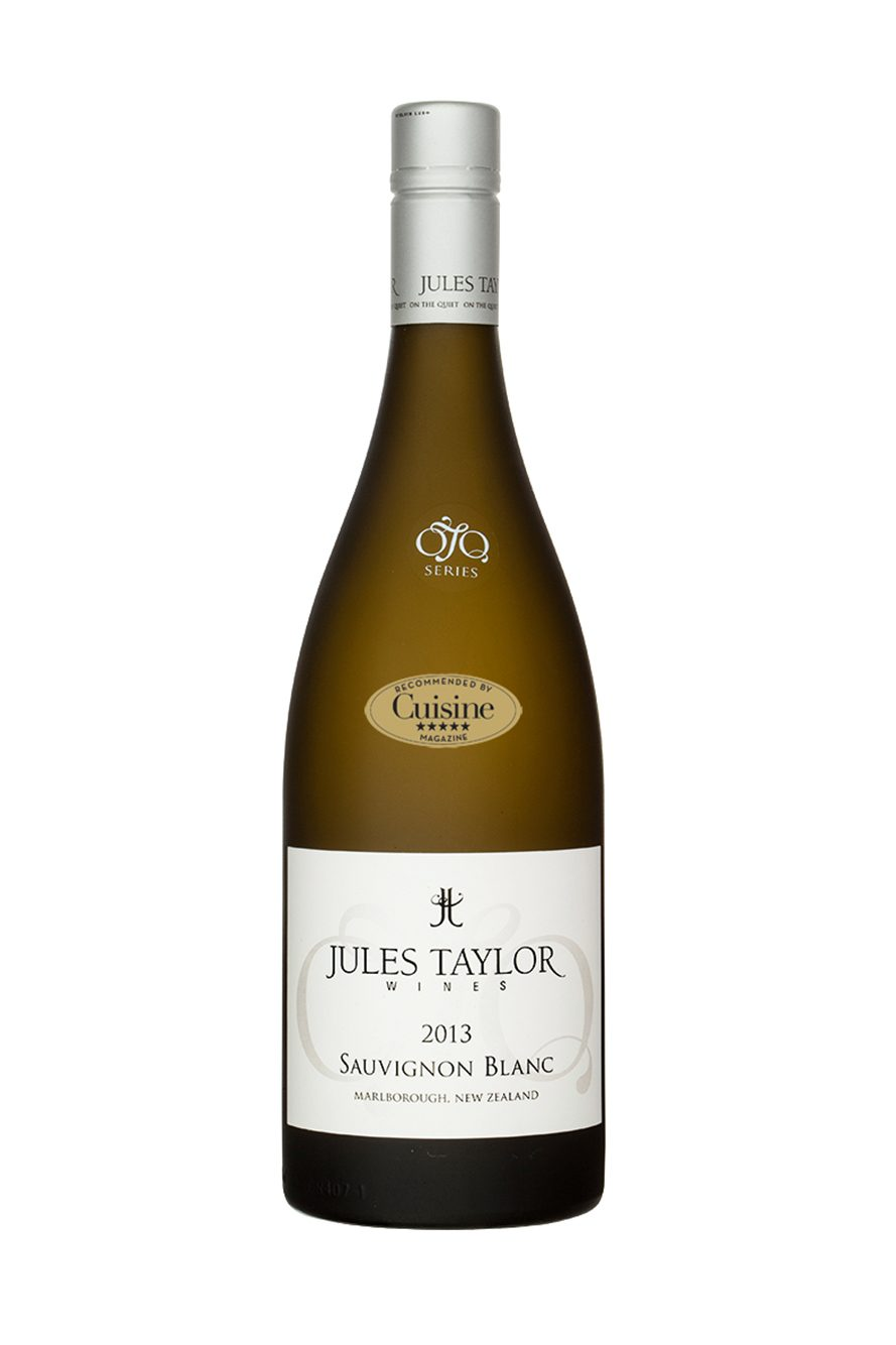 Jules Taylor Wine OTQ Series Marlborough Sauvignon Blanc 2013