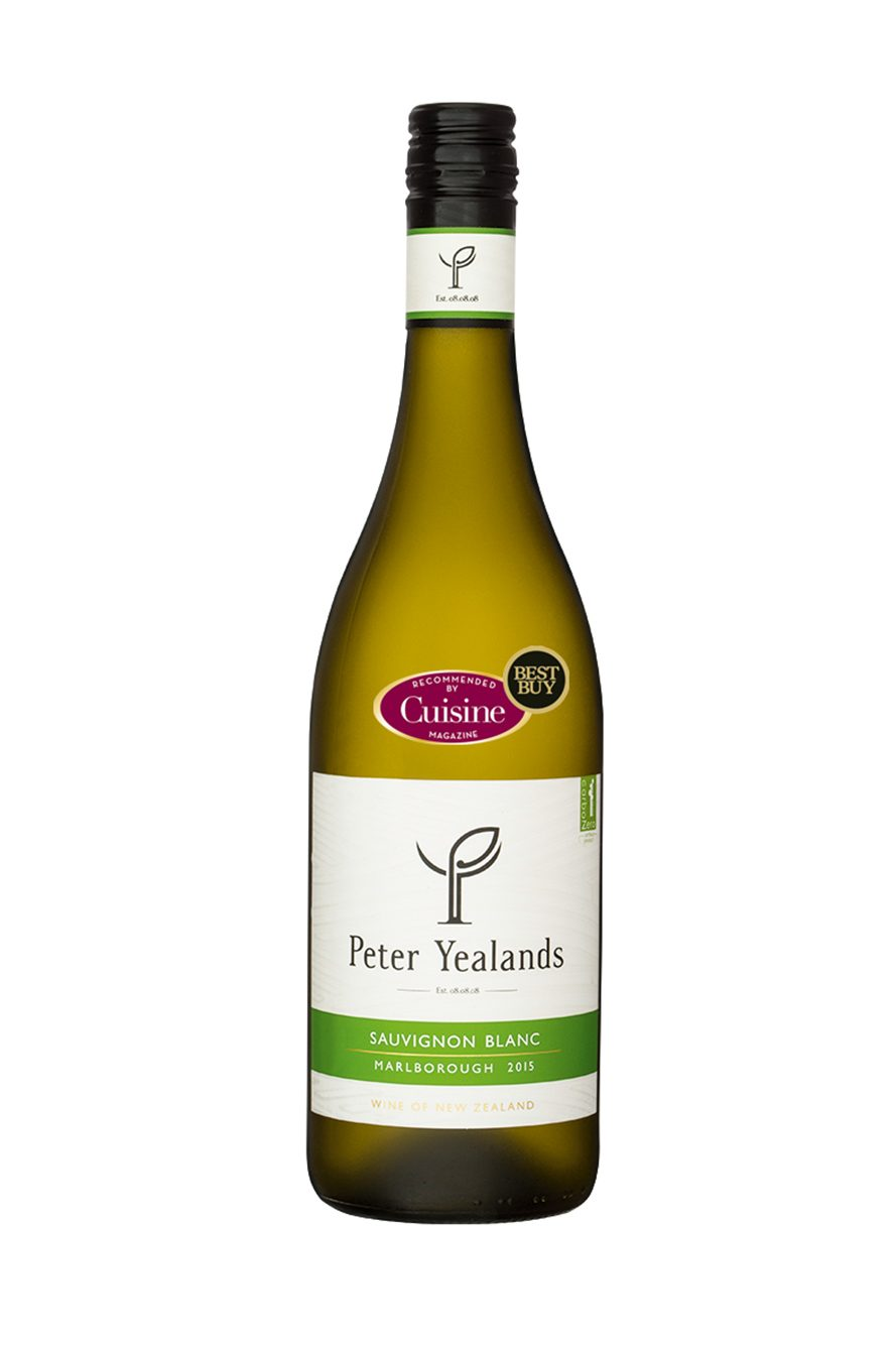 Peter Yealands Sauvignon Blanc 2015 (Marlborough)