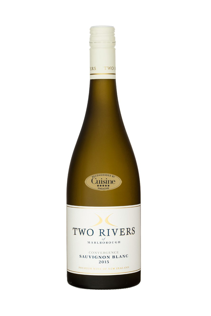 Two Rivers of Marlborough Convergence Sauvignon Blanc 2015