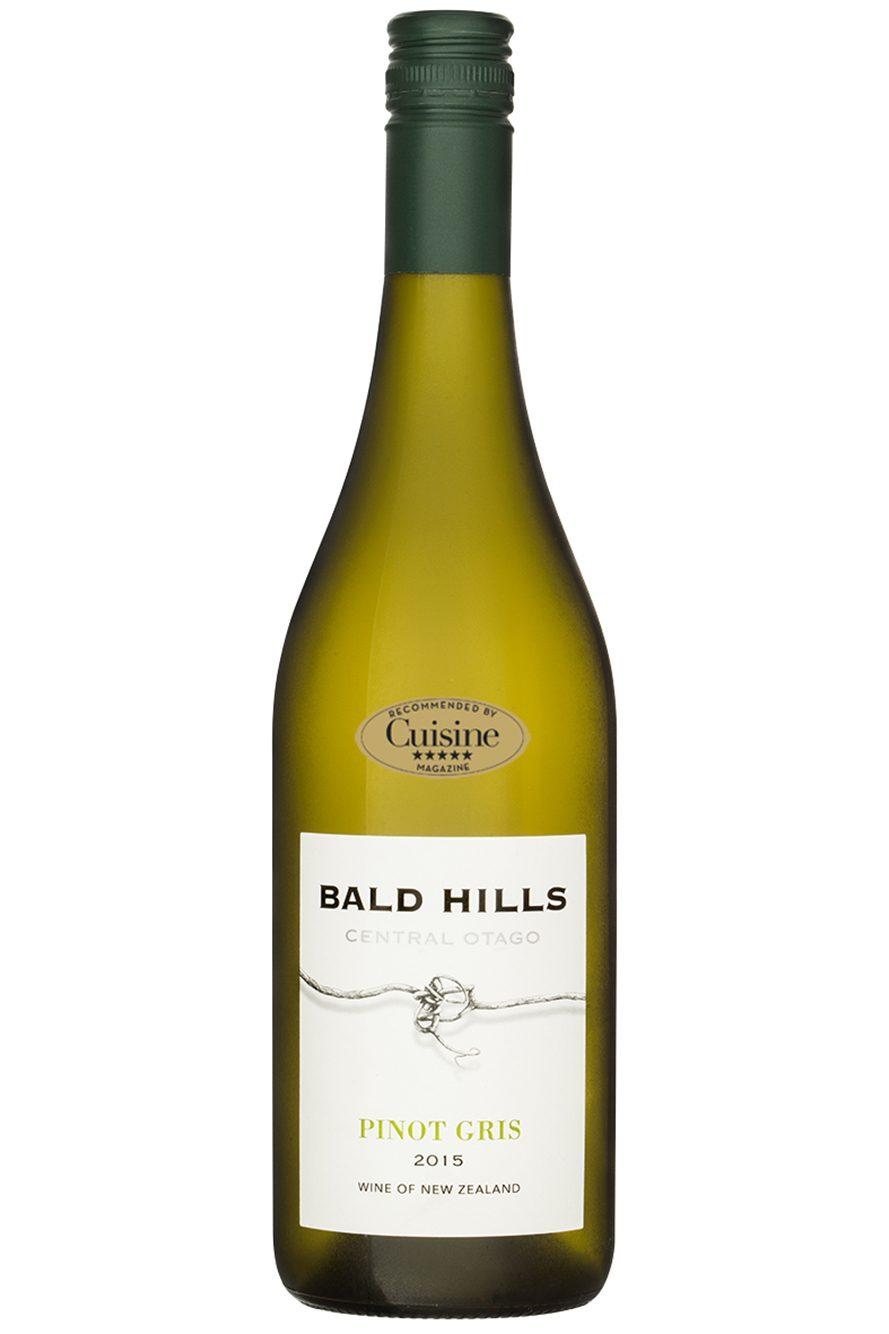 Bald Hills Central Otago Pinot Gris 2015